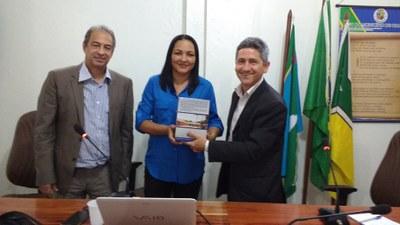"""Equipe do Interlegis vai até """"onde começa o Brasil"""" para implantar ferramentas tecnológicas"""