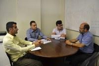 Futuro presidente da Câmara de Lavras (MG) procura Interlegis para fazer parcerias