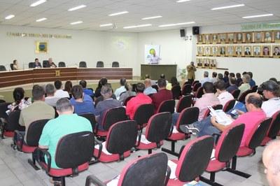 Vereadores de Santa Catarina participam do Encontro Interlegis Nova Legislatura