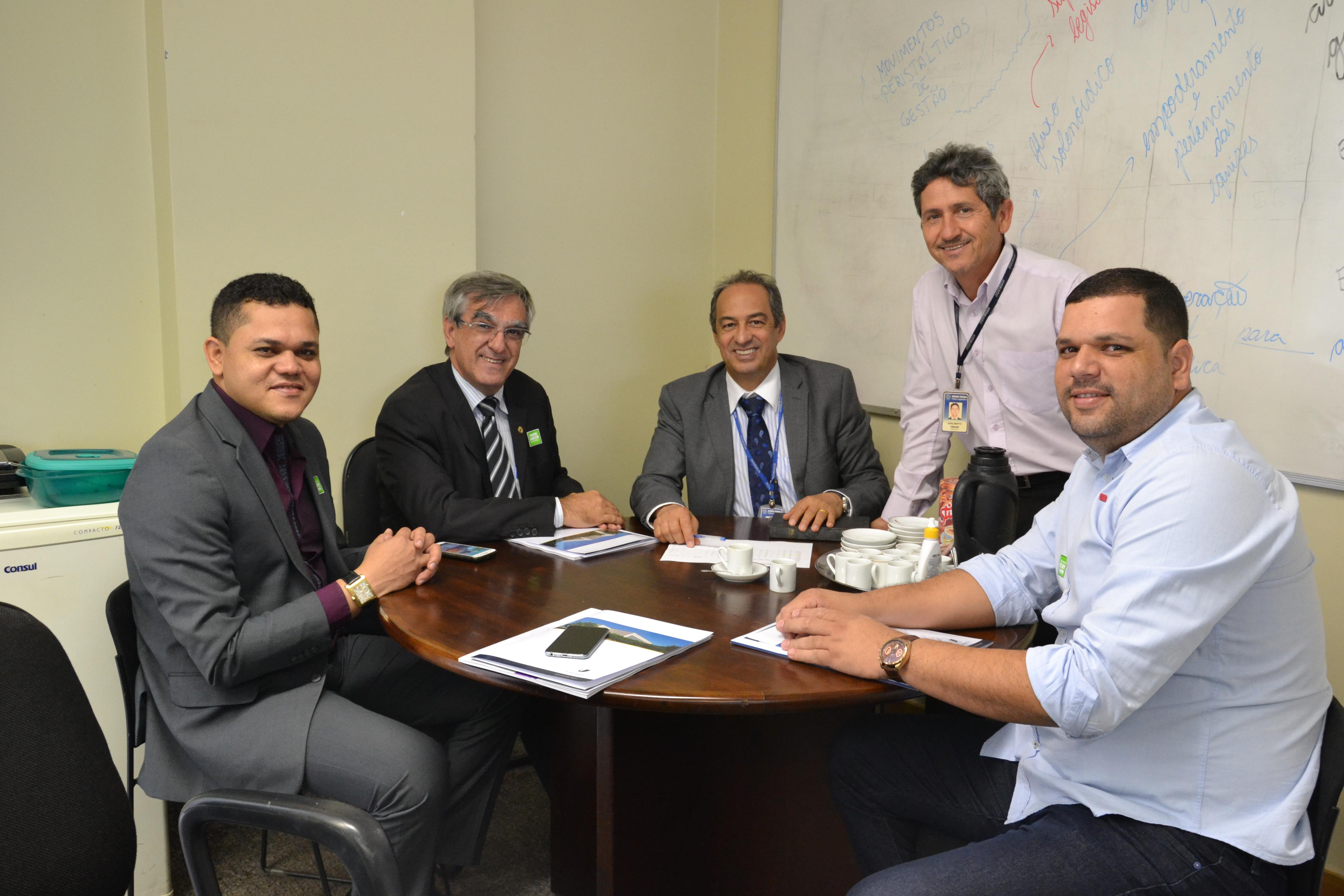 Assembleia Legislativa de Rondônia atualiza convênio com o Interlegis