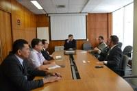 ILB e Arquivo Nacional acertam  detalhes de acordo de cooperação