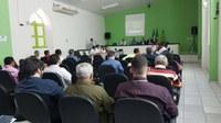 """""""Momento histórico"""", diz presidente da Câmara de Campo Maior sobre Oficina Interlegis"""
