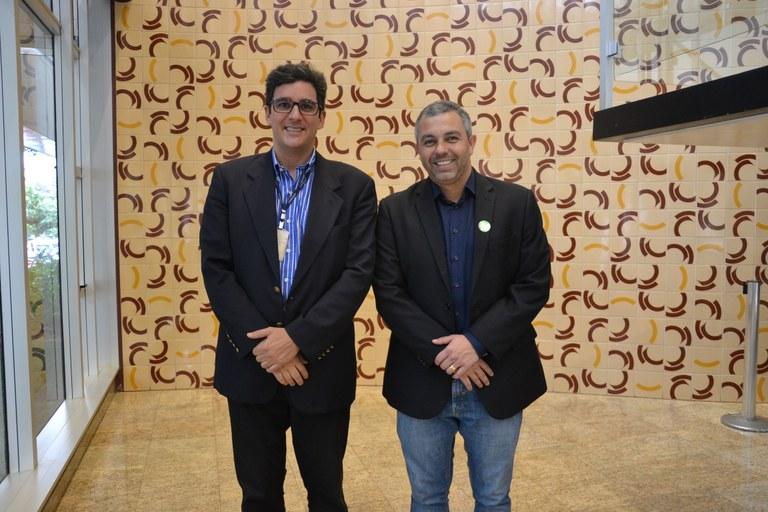 Câmara de Linhares (ES) faz visita para conhecer mais os produtos do Interlegis