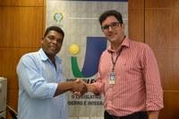 Câmara Municipal de São Romão (MG) quer convênio com o ILB