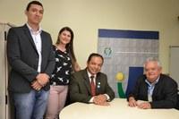 Câmara Municipal de Valparaíso quer reativar parceria com o Interlegis