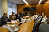 Comitiva de vereadores da Câmara de Campina Grande (PB) visita o Programa Interlegis