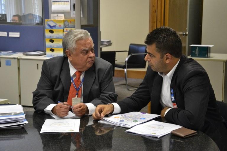 Corumbá de Goiás pede suporte técnico e capacitação ao ILB/Interlegis