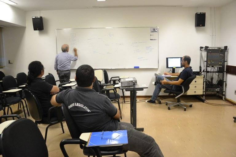 Depois de assinar convênio, Câmara de Palmas (TO) envia servidores para treinamento no Interlegis