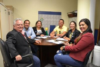 Depois de conhecer o Programa Interlegis, Câmara de Almerim, no Pará, quer parceria