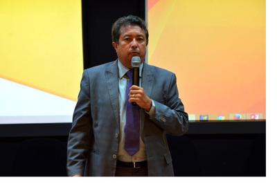 Diretor-executivo do ILB, Helder Rebouças, fala sobre Orçamento Público em palestra com mais de 300 participantes