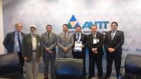 Diretor-executivo do ILB participa de debate sobre desenvolvimento sustentável de hidrovias