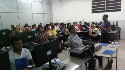 Em Araguaína, técnico do Interlegis inicia treinamento em SAPL