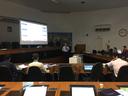 Em Joinville, servidores recebem capacitação para uso de Portal Modelo e de SAPL