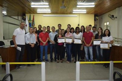 Encerradas as oficinas para capacitação de servidores do Legislativo em Ponte Nova