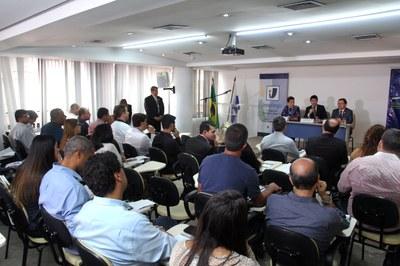 Encontro Interlegis na Escola do Legislativo do Rio reúne mais de cem pessoas