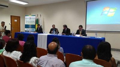 Encontro Interlegis no Rio tem debate sobre segurança pública