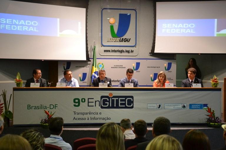 EnGITEC tem início em Brasília com a participação de 18 estados e do DF
