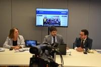 ILB e CNM vão trabalhar juntos pelo fortalecimento dos municípios