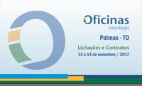 Nova oficina Interlegis estreia em Palmas, dia 13