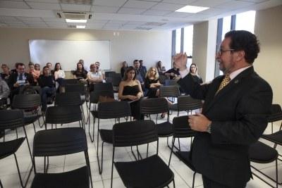 Oficina oferecida pela Unipace destaca papel do cerimonial no poder público