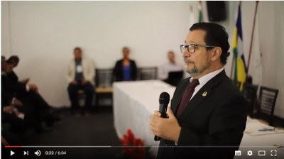 Palestrantes avaliam como positivo Encontro Interlegis em Rondônia