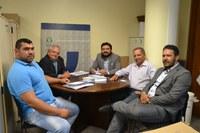 Prefeitos e vereador de municípios de Minas Gerais visitam o ILB/Interlegis