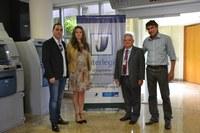Presidente da Câmara Municipal de Lourdes e Prefeita do município visitam ILB
