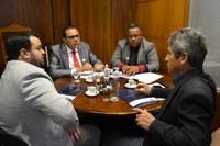 Presidente da Câmara Municipal de Olinda visita Interlegis para aderir aos produtos