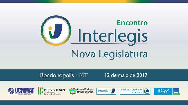 Rondonópolis recebe Oficinas e Encontro Interlegis de 8 a 12 de maio