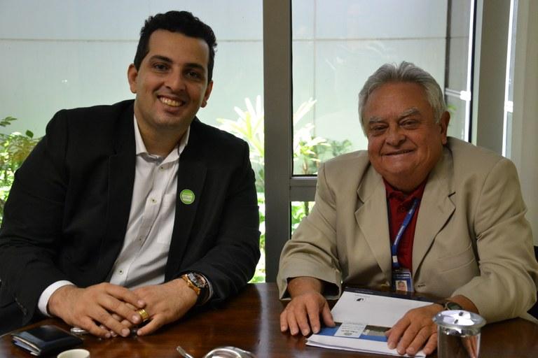 Sapé, na Paraíba, quer reunir Câmaras para receber Oficinas Interlegis