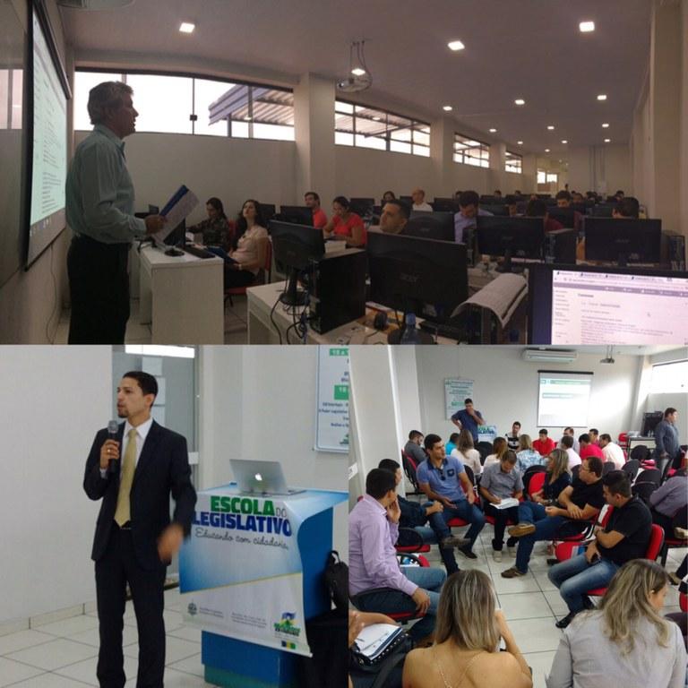 Segunda etapa das Oficinas Interlegis em Ji-Paraná nesta quarta-feira