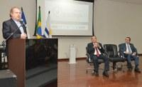 Senador Vicentinho Alves defende transparência do poder legislativo em Encontro do Interlegis