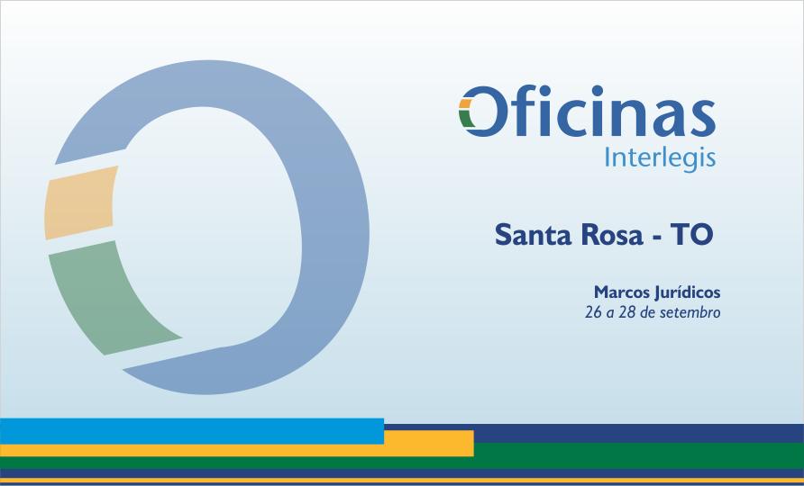Servidor do Senado vai a Santa Rosa realizar oficina Interlegis de marcos jurídicos