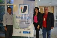 Servidora da Câmara Municipal de São Félix do Xingu (PA) visita o Interlegis/ILB