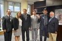 Vereadores de Santana do Amapá visitam ILB