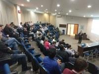 Coordenador do ILB fala da importância dos marcos jurídicos em oficina Interlegis