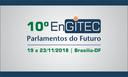 Assista à transmissão do segundo dia de palestras do EnGITEC