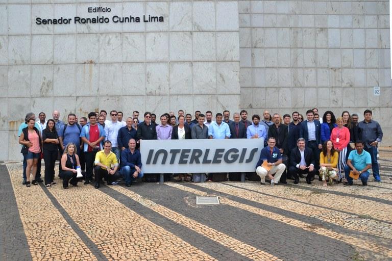 Balanço: Encontro de Tecnologia reuniu participantes de 14 Estados no Interlegis
