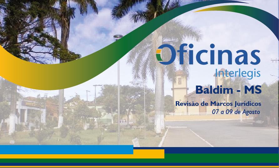 Baldim, na região metropolitana de Belo Horizonte, recebe Oficina Interlegis