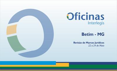 Betim recebe Oficina Interlegis de marcos jurídicos
