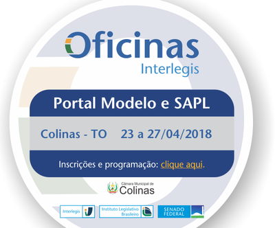 Câmara de Colinas (TO) recebe treinamento para novo portal de internet
