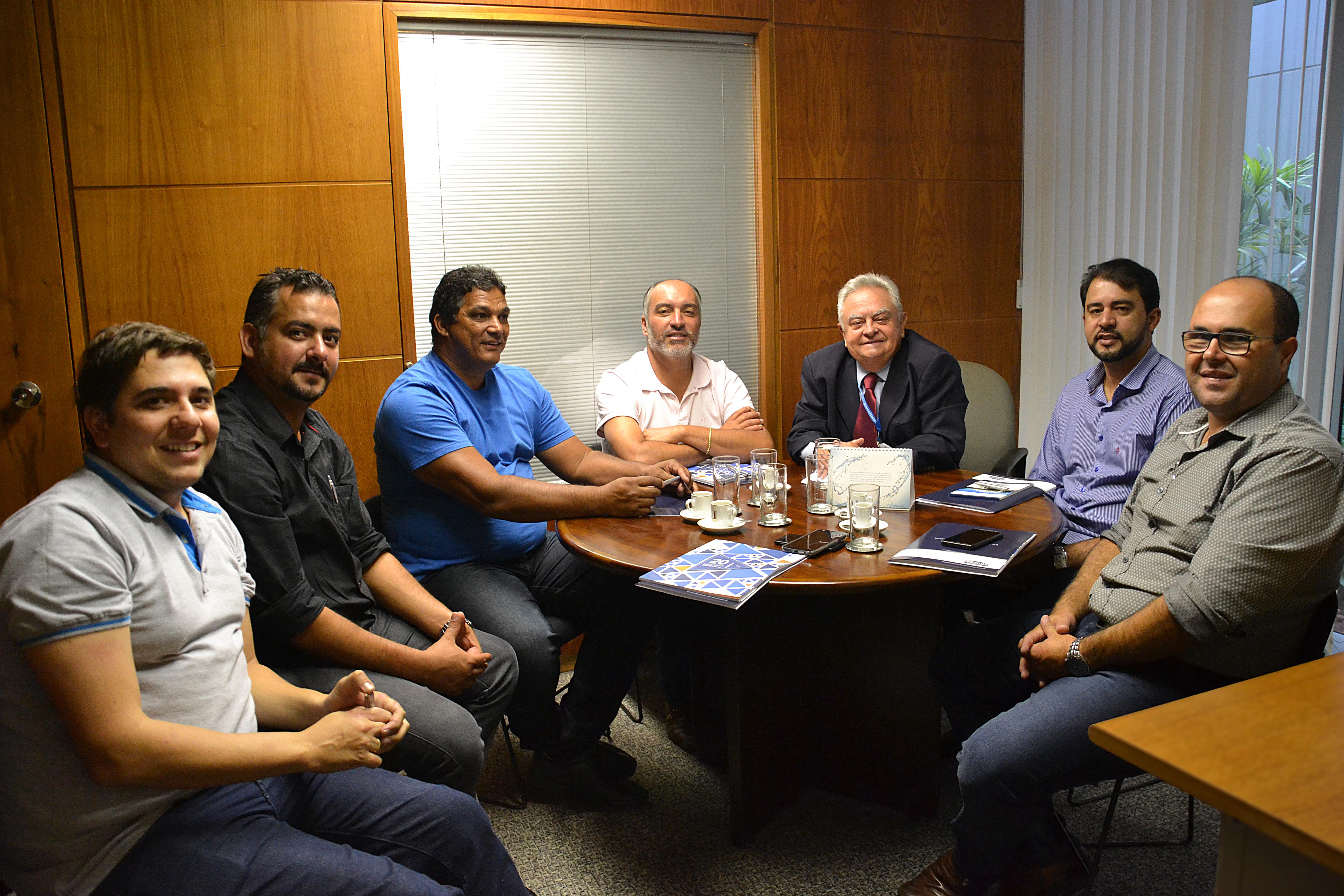Câmara de Itabirito (MG) quer estreitar parceria com Interlegis