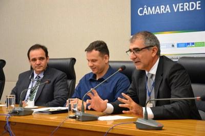 Começa Oficina Interlegis Câmara Verde em Brasília