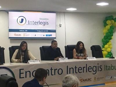 Em Itabuna, Encontro Interlegis encerra semana de atividades