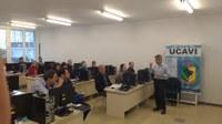 Em Rio do Sul (SC), 15 Câmaras se capacitam para usar o SAPL