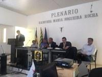 Encontro Interlegis discute transparência e modernização em Corrente