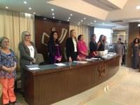 Oficina Interlegis Senado Mulheres reúne 150 pessoas em Natal