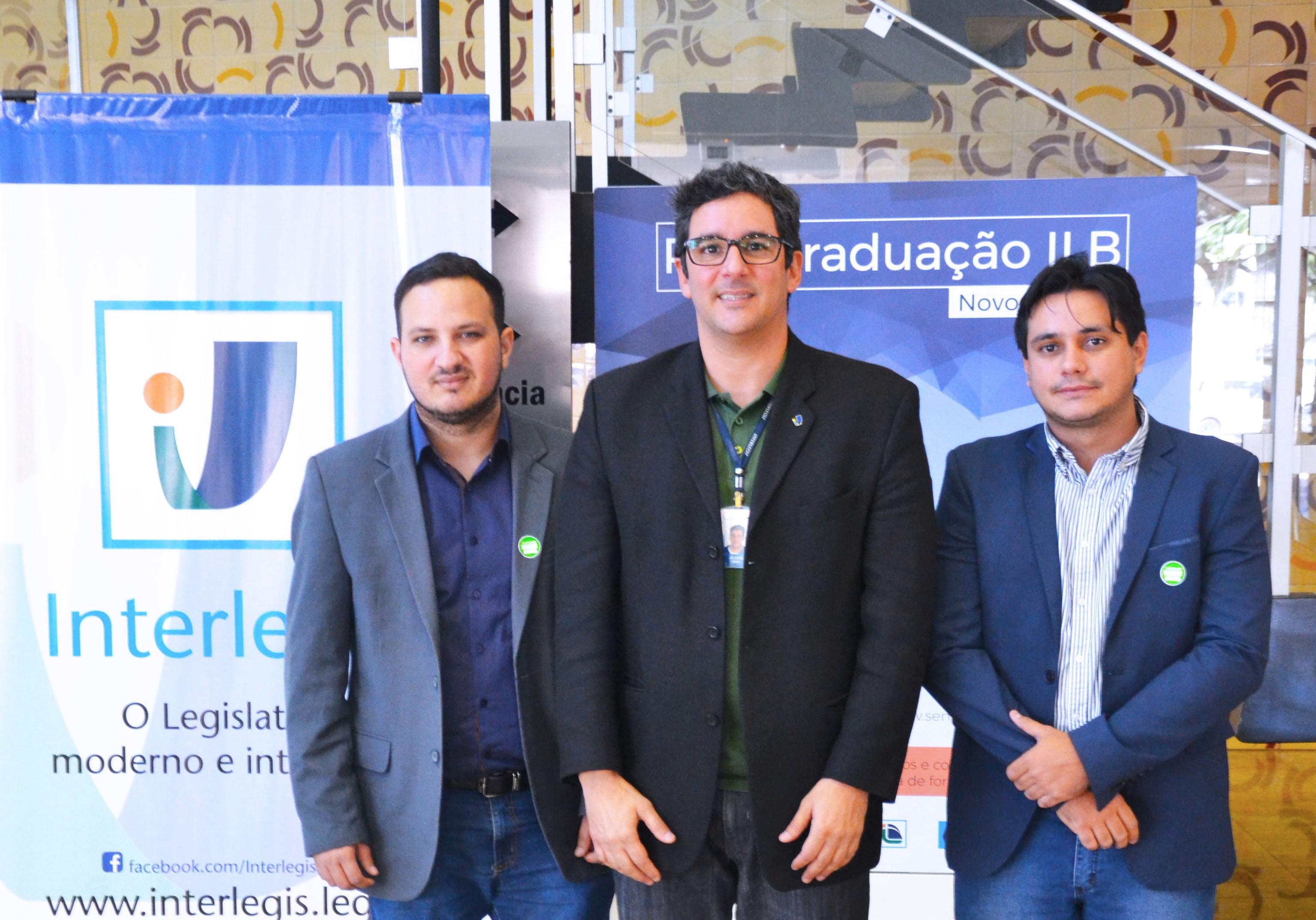 Escola do Legislativo de Rondônia busca novas parcerias com o Interlegis/ILB