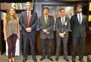 Escola Superior de Gestão e Controle do TCE-RS propõe convênio com o ILB