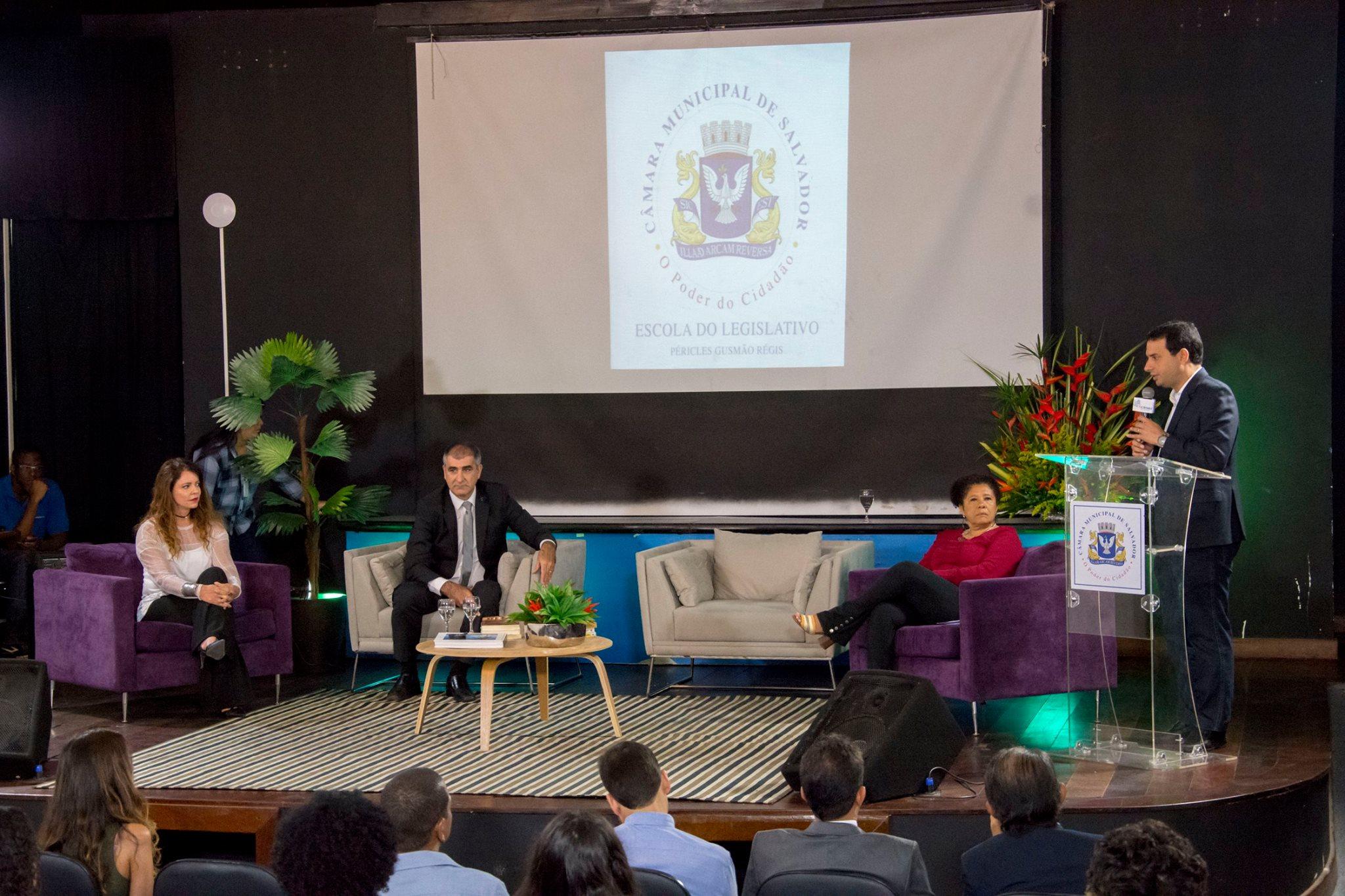 Esforço por um Legislativo sustentável é tema de Oficina Interlegis em Salvador